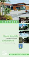 Infomationsbroschüre der Stadt Loßburg