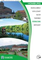 Bürgerinformationsbroschüre der Stadt Homburg