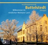 Bürgerinformationsbroschüre der Verwaltungsgemeinschaft Buttelstedt
