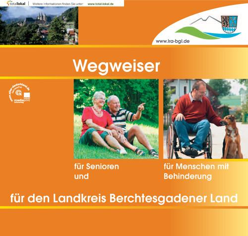 Seniorenwegweiser für den Landkreis Berchtesgadener Land