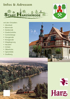 Infos & Adressen der Stadt Harzgerode