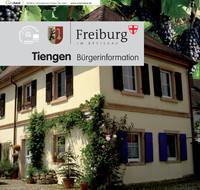 Bürger-Informationsbroschüre Freiburg/Tiengen
