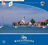 Informationsbroschüre der Gemeinde Wasserburg am Bodensee