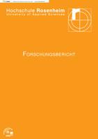 Forschungsbericht der Fachhochschule Rosenheim