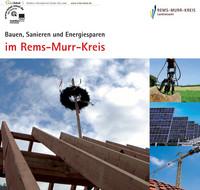 Bauen, Sanieren u. Energiesparen im Rems-Murr-Kreis