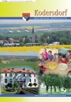 Bürgerinformationsbroschüre der Gemeinde Kodersdorf