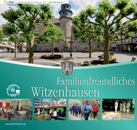 Familienfreundliches Witzenhausen - Die Familien-Informationsbroschüre