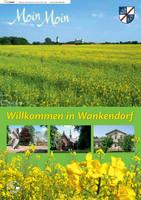 Bürgerinformationsbroschüre der Gemeinde Wankendorf