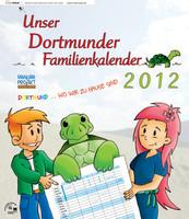 Familienkalender 2012 der Stadt Dortmund