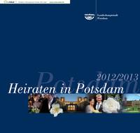 Heiraten in Potsdam 2012/2013