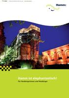 Bürgerinformationsbroschüre der Stadt Ham