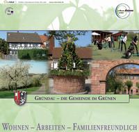 Bürger-Informationsbroschüre Gründau - Die Gemeinde im Grünen