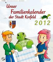 Familienkalender der Stadt Krefeld 2012