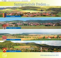 Bürger-Informationsbroschüre der Samtgemeinde Freden (Leine)