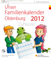 Unser Familienkalender Oldenburg 2012