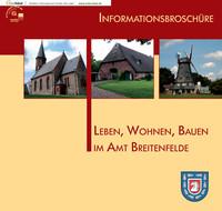 Informationsbroschüre Leben, Wohnen, Bauen im Amt Breitenfelde