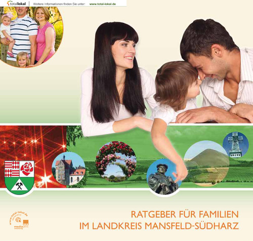 Familienbroschüre Sangerhausen 2012