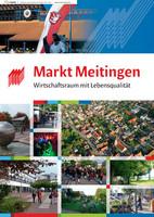 Bürgerinformationsbroschüre Markt Meitingen Wirtschaftsraum mit Lebensqualität
