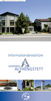 Informationsbroschüre der Gemeinde Althengstet