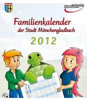 Familienkalender der Stadt Mönchengladbach 2012