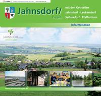 Bürger-Informationsbroschüre der Gemeinde Jahnsdorf
