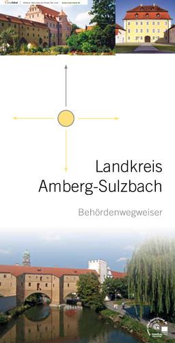 Behördenwegweiser, Landkreis Amberg-Sulzbach