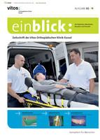Zeitschrift der Vitos Orthopädischen Klinik Kassel