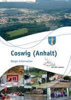 Bürgerinformationsbroschüre Coswig (Anhalt)