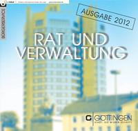 Rat und Verwaltung der Stadt Göttingen