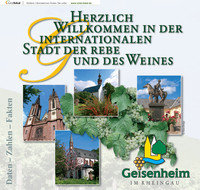 Bürger-Informationsbroschüre der Stadt Geisenhei