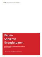 Bauen - Sanieren - Energiesparen