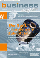 Augsburg business magazin 01/2012
