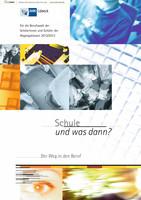 Schule und was dann? / Abgangsklassen 2012/2013