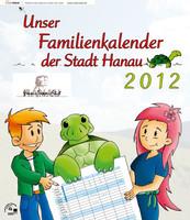 Familienkalender der Stadt Hanau 2012