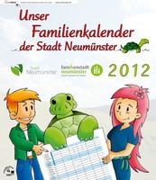 Familienkalender der Stadt Neumünster 2012