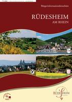 Die Informationsbroschüre der Stadt Rüdeshei