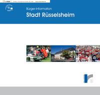 Informationsbroschüre der Stadt Rüsselsheim