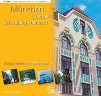 Die offizielle Bürgerinformationsbroschüre München des Stadtteils Schwabing-Freimann