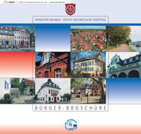 Die offizielle Bürgerbroschüre Ihrer Stadt - Höchst und westliche Stadtteile