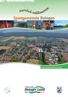 Bürger-Informationsbroschüre der Stadt Duingen