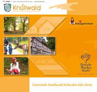 Bürger-Informationsbroschüre der Gemeinde Knüllwald