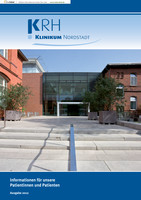 Die Patienteninformation des Klinikums Hannover Nordstadt 2012