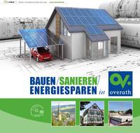 Bauen/Sanieren/Energiesparen in Overath 2012