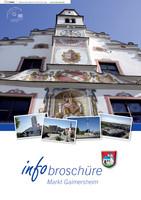 Die Bürgerinformationsbroschüre Markt Gaimersheim