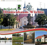 Informationsbroschüre Oranienbaum-Wörlitz