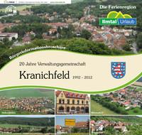 Bürgerinformationsbroschüre Kranichfeld