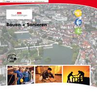 Bauen + Sanieren; Stadt Böblingen
