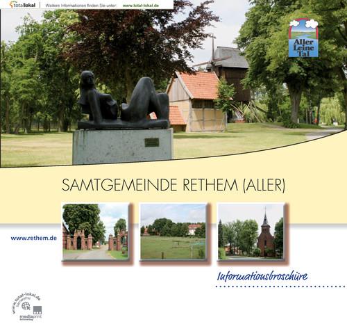 Bürger-Informationsbroschüre der Samtgemeinde Rethem