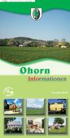 Ohorn - Informationen (Ausgabe 2012
