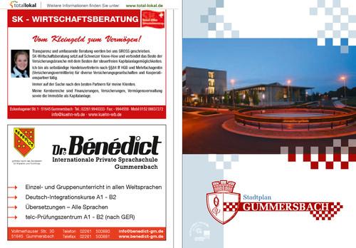 Stadtplan Gummersbach